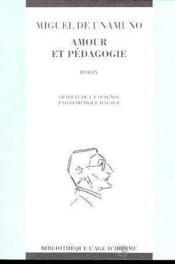 Amour Et Pedagogie - Couverture - Format classique