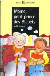Momo Petit Prince Des Bleuets - Intérieur - Format classique