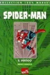 Spider-man t.2 ; vertigo - Couverture - Format classique