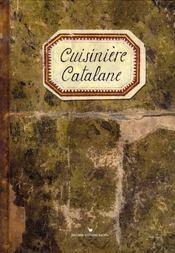 Cuisinière catalane - Intérieur - Format classique