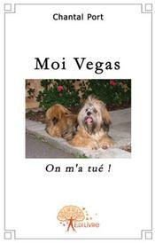 Moi Vegas ; on m'a tué ! - Couverture - Format classique