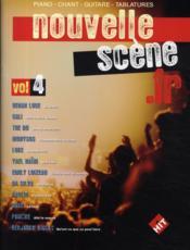 Nouvelles scenes.fr vol 4 - Couverture - Format classique