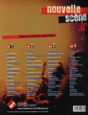 Nouvelles scenes.fr vol 4 - 4ème de couverture - Format classique