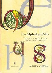 Alphabet Celtique - Intérieur - Format classique