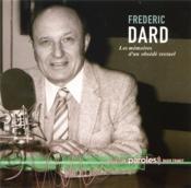 Frédéric Dard, les mémoires d'un obsédé textuel - Couverture - Format classique