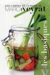 Les cartes de cuisine t.1 ; un jeu de recettes savoureuses, modernes et faciles - Intérieur - Format classique