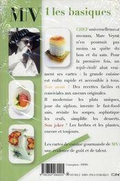 Les cartes de cuisine t.1 ; un jeu de recettes savoureuses, modernes et faciles - 4ème de couverture - Format classique