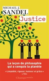 Justice - Couverture - Format classique