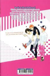 Cheeky love T.16 - 4ème de couverture - Format classique