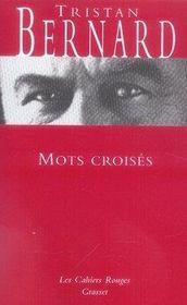 Mots croisés - Intérieur - Format classique