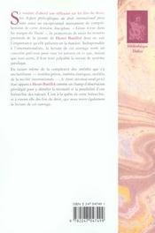 Aspects philosophiques du droit international prive - 4ème de couverture - Format classique