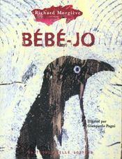 Bebe Jo - 4ème de couverture - Format classique