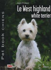 Le west highland white terrier - Intérieur - Format classique