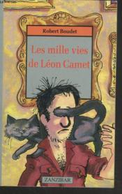 Mille vies de leon carnet - Couverture - Format classique