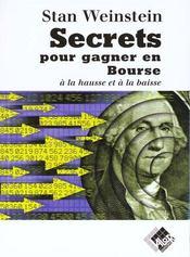 Secrets Pour Gagner En Bourse - Intérieur - Format classique