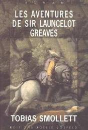 Les aventures de sir launcelot greaves - Couverture - Format classique