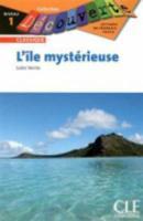 Decouverte l'ile mysterieuse (ados/classiques) - Couverture - Format classique