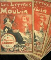 Lot De 6 Fascicules. Les Lettres De Mon Moulin. Oeuvres Completes D'Alphonse Daudet. N° 70 - N° 9 - N° 10 - N° 11 - N°13 - N°71. - Couverture - Format classique