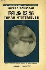 Mars, Terre Mysterieuse - Couverture - Format classique