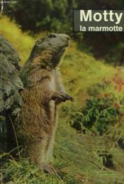 Motty La Marmotte Qui Ne Voulait Pas Dormir - Couverture - Format classique