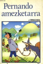 Pernando Amezketarra - Couverture - Format classique