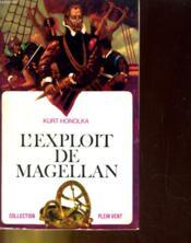 L'exploit de Magellan - Couverture - Format classique