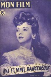 Mon Film N° 68 - Une Femme Dangereuse - Couverture - Format classique