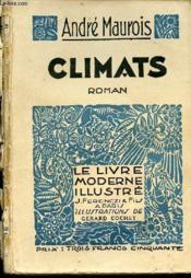 Climats - Couverture - Format classique