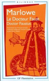 Le docteur Faust - Couverture - Format classique