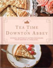 Tea time à Downton Abbey - Couverture - Format classique