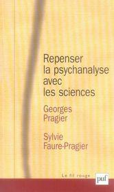 Repenser la psychanalyse avec les sciences - Intérieur - Format classique