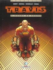 Travis T.3 ; agent du chaos - Intérieur - Format classique