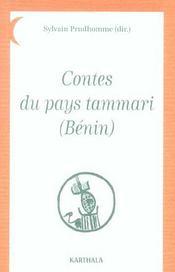 Contes du pays tammari (Bénin) - Intérieur - Format classique