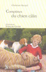 Comptines Du Chien Calin - Intérieur - Format classique
