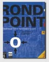 Rond Point- Niv. 1 - Livre Eleve + Cd Audio - Couverture - Format classique