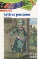 Decouvertes les lettres persanes (ados classiques) - Couverture - Format classique