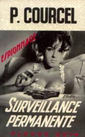 Surveillance permanente - Couverture - Format classique