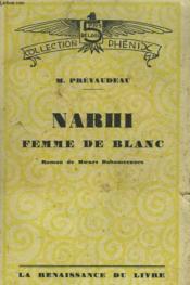 Narhi, Femme De Blanc. Roman De Moeurs Dahomeennes. - Couverture - Format classique
