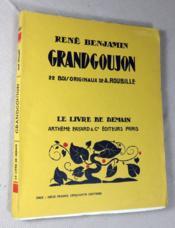 Grandgoujon. - Couverture - Format classique