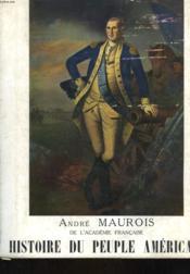 Histoire Du Peuple Americain (Etats-Unis) - 2 Tomes - Couverture - Format classique