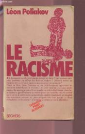 Le Racisme. - Couverture - Format classique