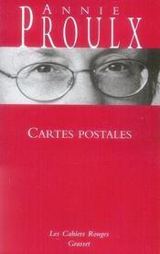 Cartes postales - Intérieur - Format classique