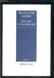 Journee D'Anniversaire - Couverture - Format classique