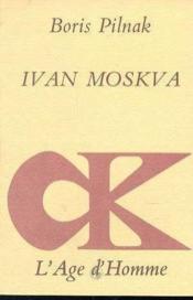 Ivan moskva - Couverture - Format classique