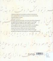 L'animal en islam - 4ème de couverture - Format classique
