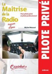 La Maitrise De La Radio (Cederom Pour Pc) - Couverture - Format classique