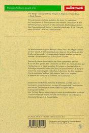 Paris-xiiie, lumieres d'asie - 4ème de couverture - Format classique