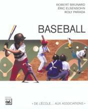 Baseball - Couverture - Format classique