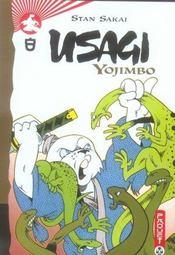 Usagi yojimbo t.8 - Intérieur - Format classique