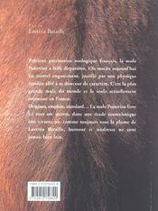 La mule poitevine - 4ème de couverture - Format classique